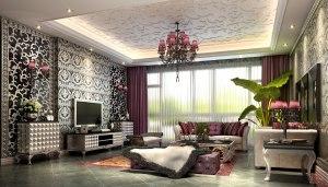 fancy living 3d wallpapers rooms luxurious luxury cgtrader max wallpapersafari models