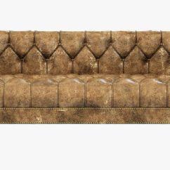 Savoy Leather Sofa Restoration Hardware Feet Plastic 3d Model Max Obj Mtl 3ds Fbx 3
