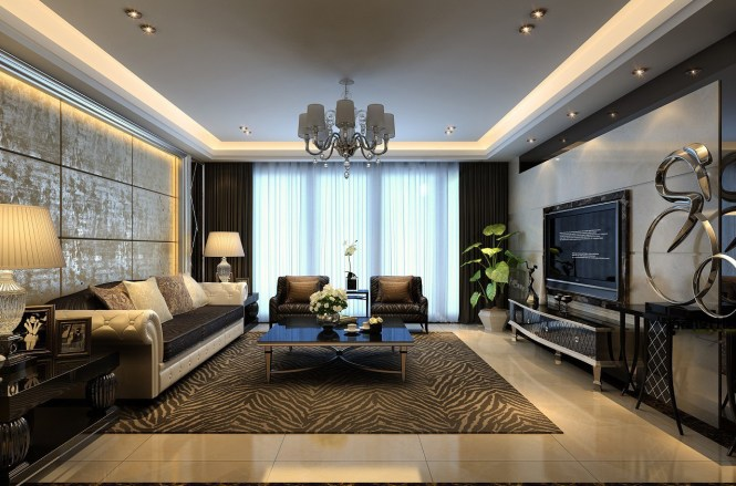Ideas Of Living Room Decorating And Pictures