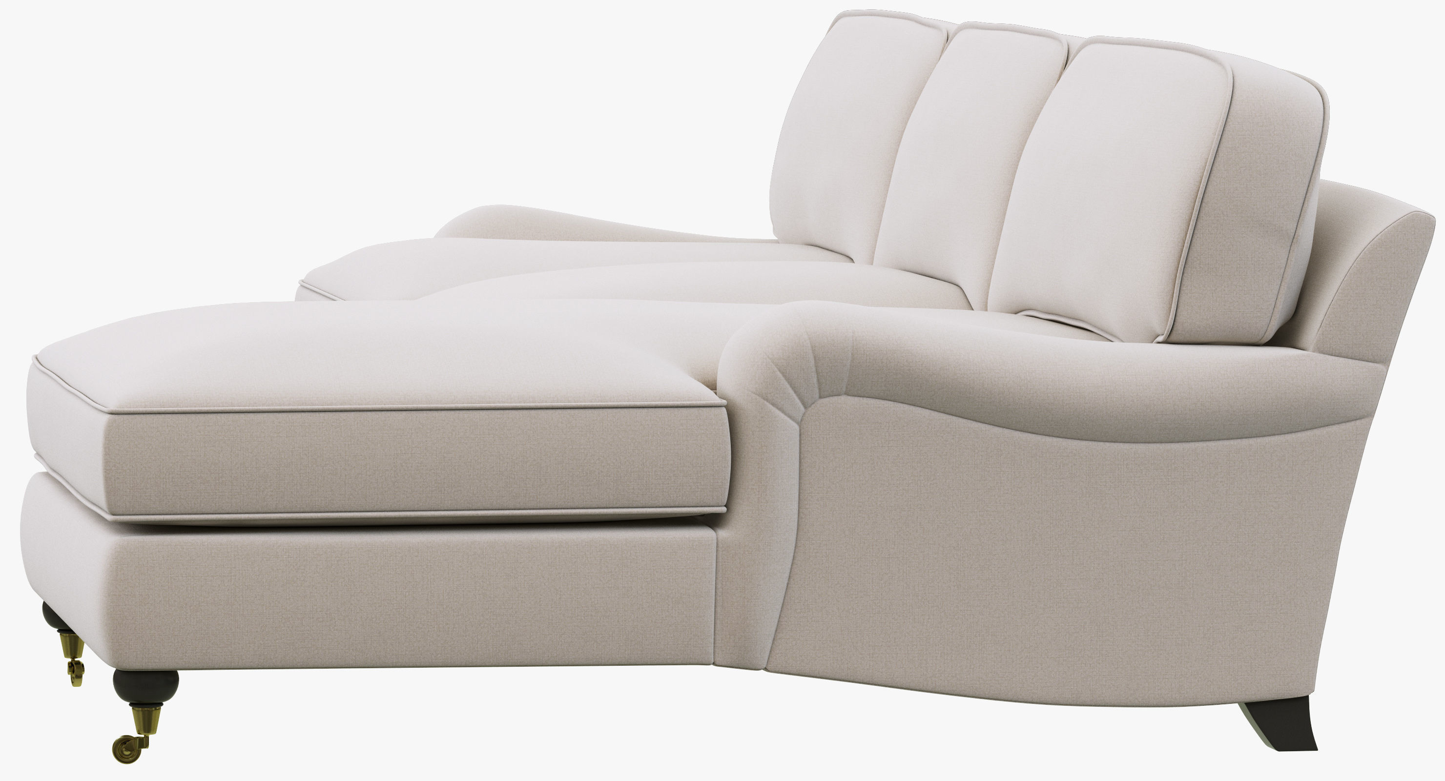 english arm sofa restoration hardware tufted living room decor roll upholstered right