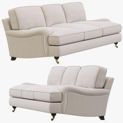 English Arm Sofa Restoration Hardware Custom Sleeper Furniture Accessory Sectional