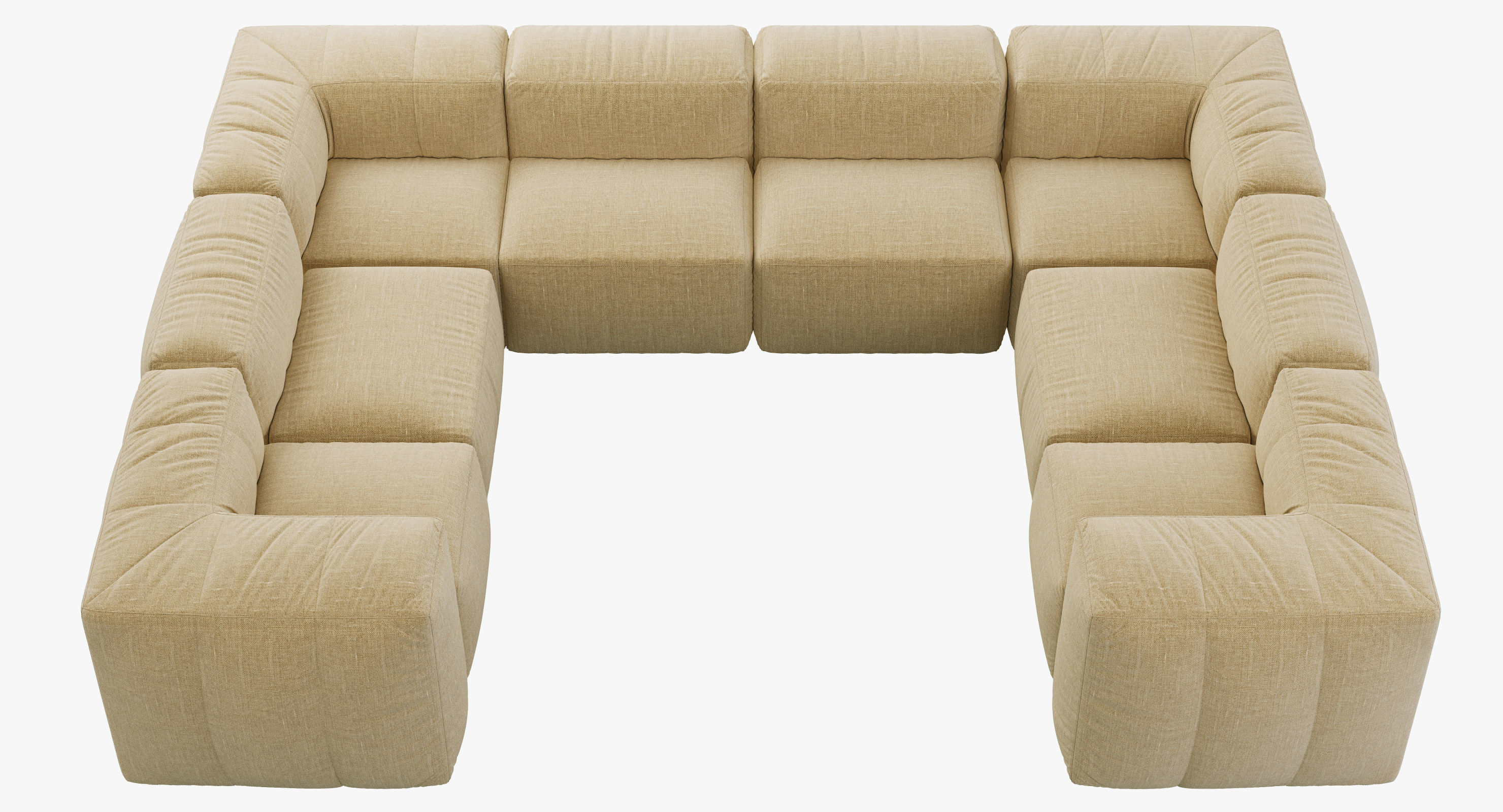 fulham sofa rh from china restoration hardware preconfigured upholstered u
