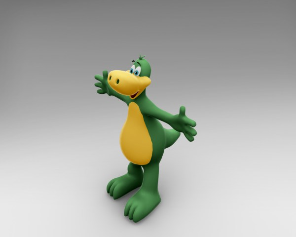20+ Dinosaur Cartoon Characters Pictures and Ideas on Weric