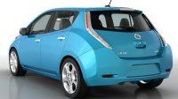Nissan Leaf 2013 3D Model .max .obj - CGTrader.com