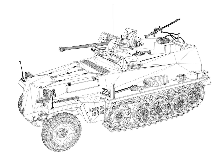 Sdkfz 250 11
