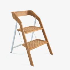 Step 2 Chair Adirondack Kits Vintage Usit Stepladder Version 3d Model Max