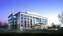 Luxury Office Building Design