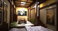traditional japanese room 3D Model .max