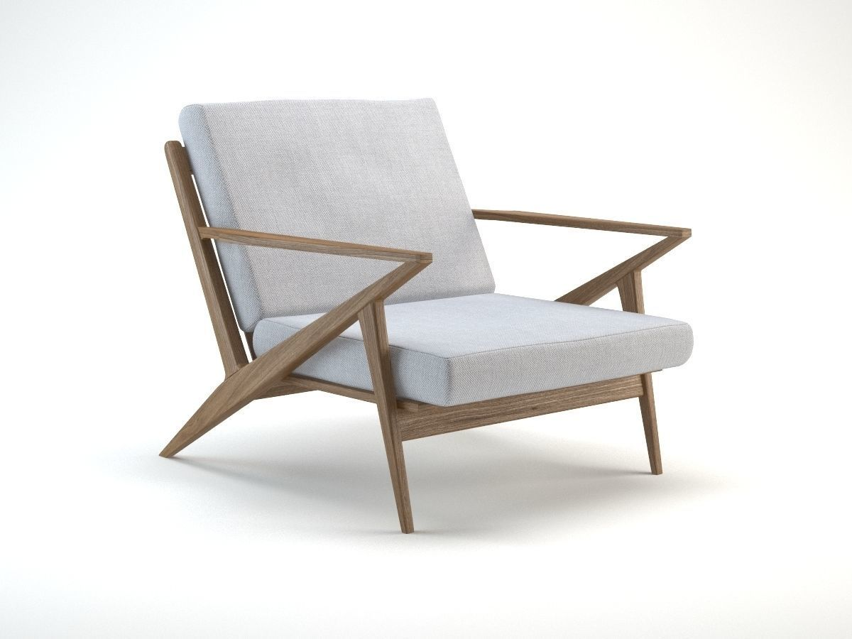 Z Lounge Furniture Poul Jensen For Selig Z Lounge Chair Chris