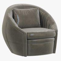 Restoration Hardware Maxwell Swivel Chair. sherry braxton ...