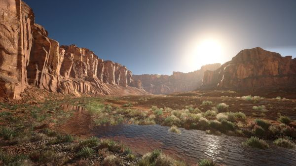 25+ Unreal Engine 4 Landscape Auto Pictures and Ideas on Pro