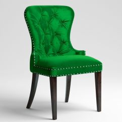Velvet Tufted Chair Cover Hire Norwich Euphoria Blue Dining 3d Model Max Fbx 2