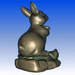 Sofa Set Models In India Wooden Chair Designs Zodiac Rabbit 3d Model Printable .max .obj .stl ...