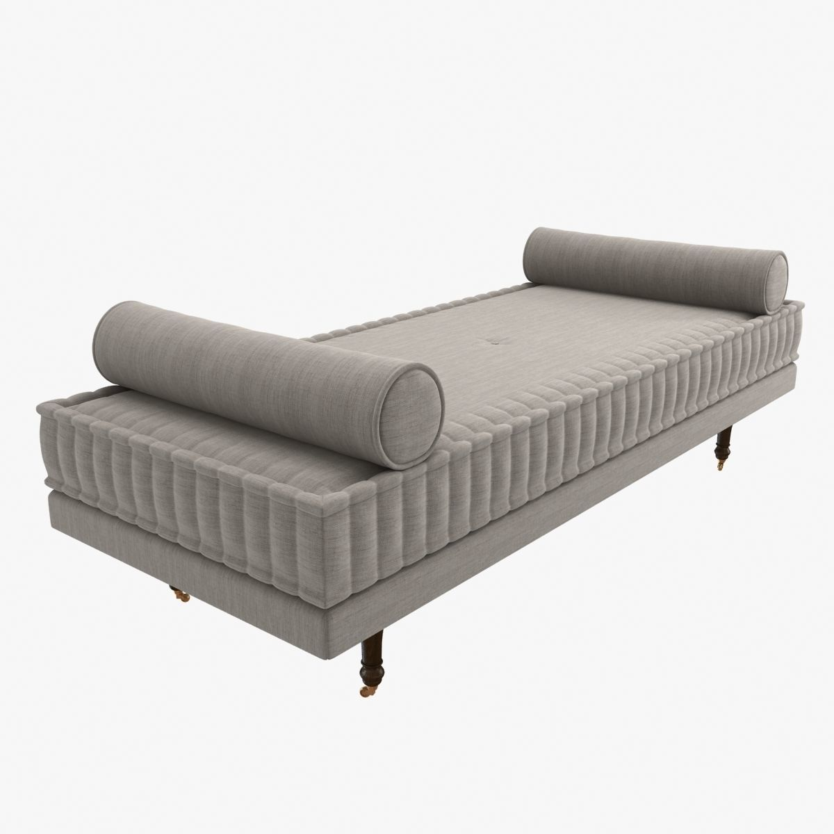 lounger sofa with pull out trundle machine wash slipcovers custom made beds manufacturer ...