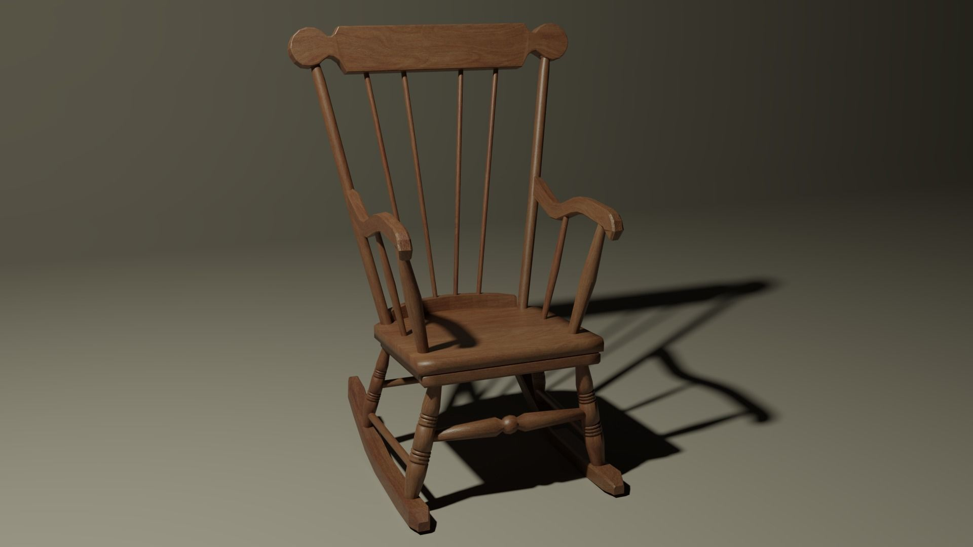 Swinging Chair Swinging Chair 3d Model