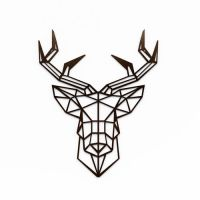 Deer Head Wall decoration 3D model | CGTrader
