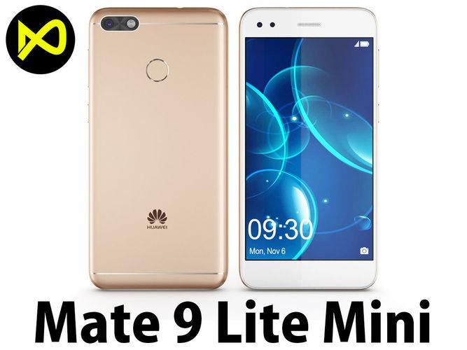 50+ グレア Huawei Mate 9 Lite - サゴタケモ