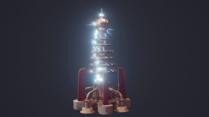 Free Electricity Tesla Coil