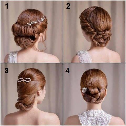 30 Elegant Hairstyles For Masquerade Ball Hairstyles