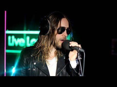 Thirty Seconds To Mars  Stay (rihanna) In The Live Lounge