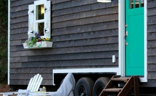 Tiny House Movement W Usa I Na Wystrój Wnętrz Zszywka Pl