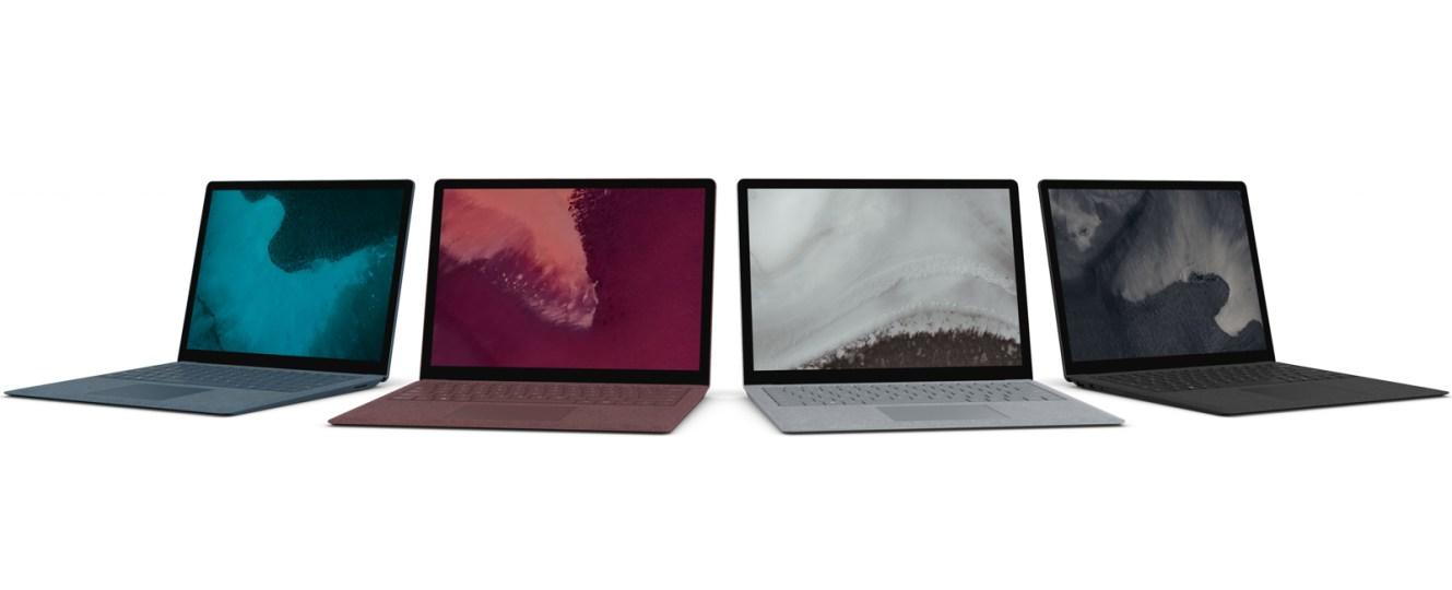explore surface laptop 2