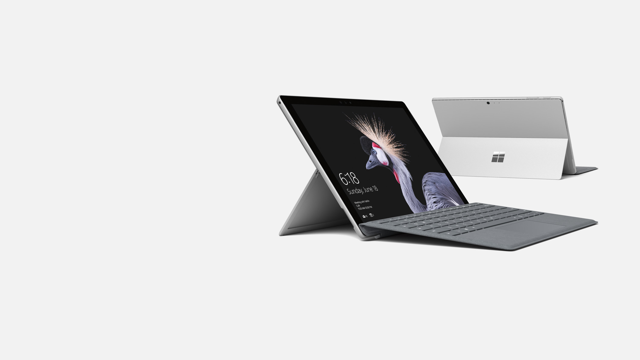 surface pro 5th gen with 4g