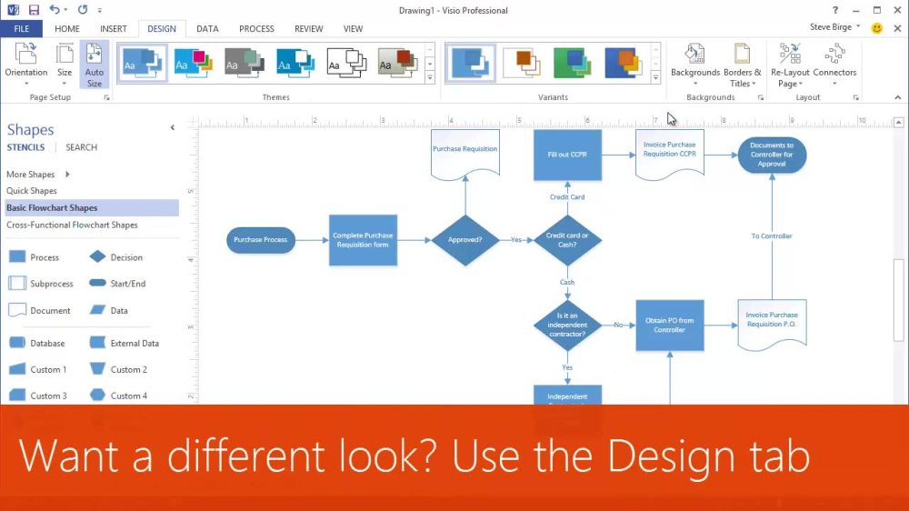 medium resolution of proces flow diagram using excel