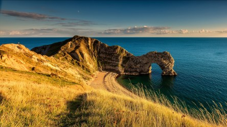 Dorset England Windows LockScreen