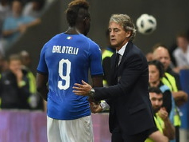 National, Balotelli does not convince Mancini