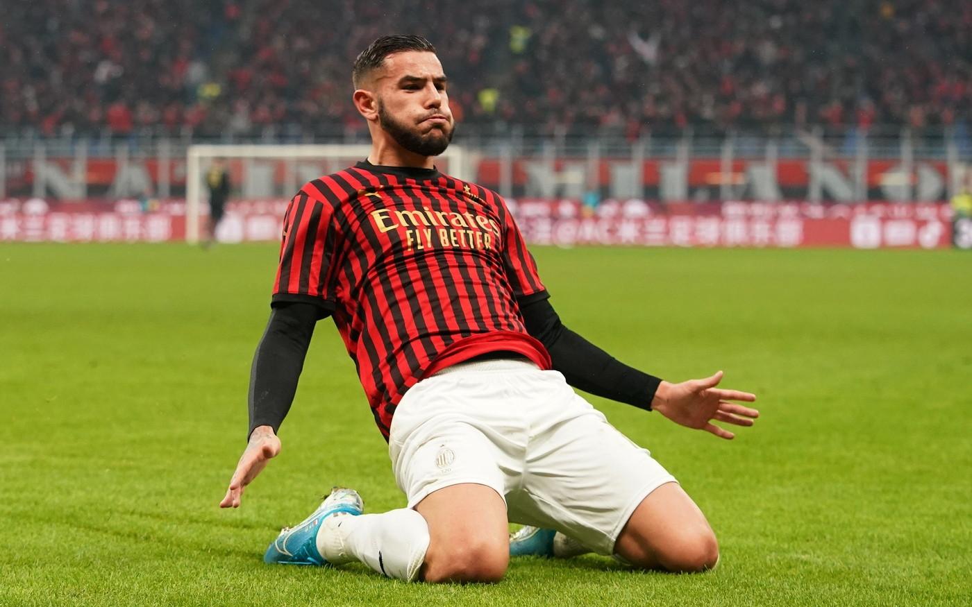 Milan-Sassuolo. le foto del match | Foto - Sportmediaset