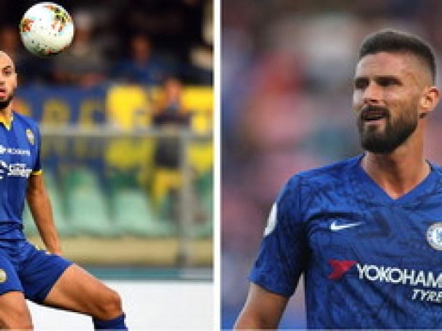 Inter are serious about Amrabat, Napoli probe Giroud