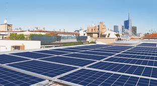 Solarday: clean energy and Italian heart