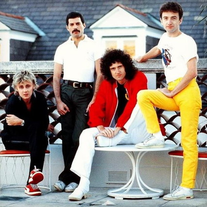 Queen are the first band to appear on British coins