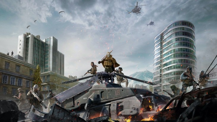 Fortnite - Call fo Duty: Warzone