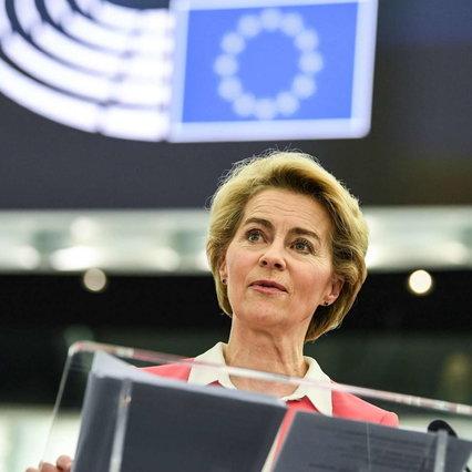 From Recovery Fund to Next Generation EU, von der Leyen: