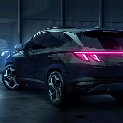 Hyundai Tucson, the SUV changes its skin