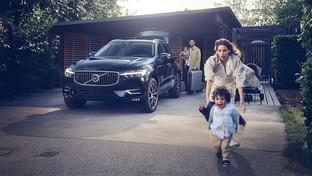 Volvo XC60, when safety is everyone's right