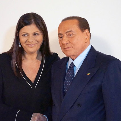 """Farewell to Jole Santelli, Berlusconi: """"Words are not enough, she was a sincere friend"""""""