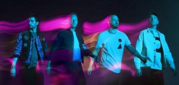 Coldplay lanciano dallo spazio il nuovo singolo