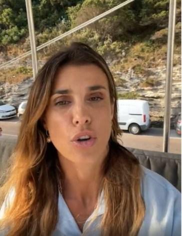 Emergenza incendi in Sardegna: Elisabetta Canalis scende in campo con una raccolta fondi