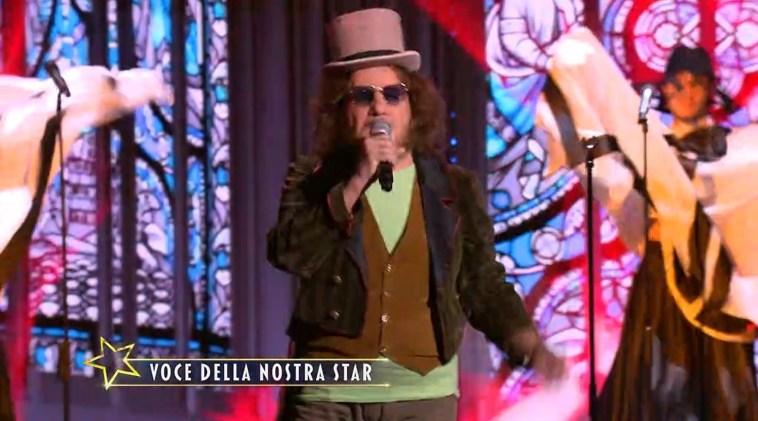 """""""Star in the star"""", il concorrente Zucchero vince la prima manche"""