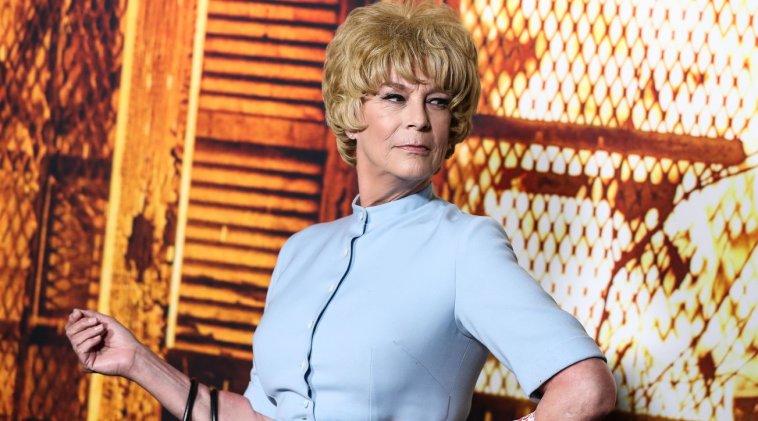 "Jamie Lee Curtis omaggia la madre Janet Leigh: vestita comelei in ""Psycho"""