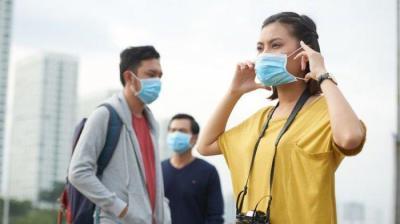 Kadinkes DKI Akui Kepatuhan Warga Jakarta Pakai Masker Menurun