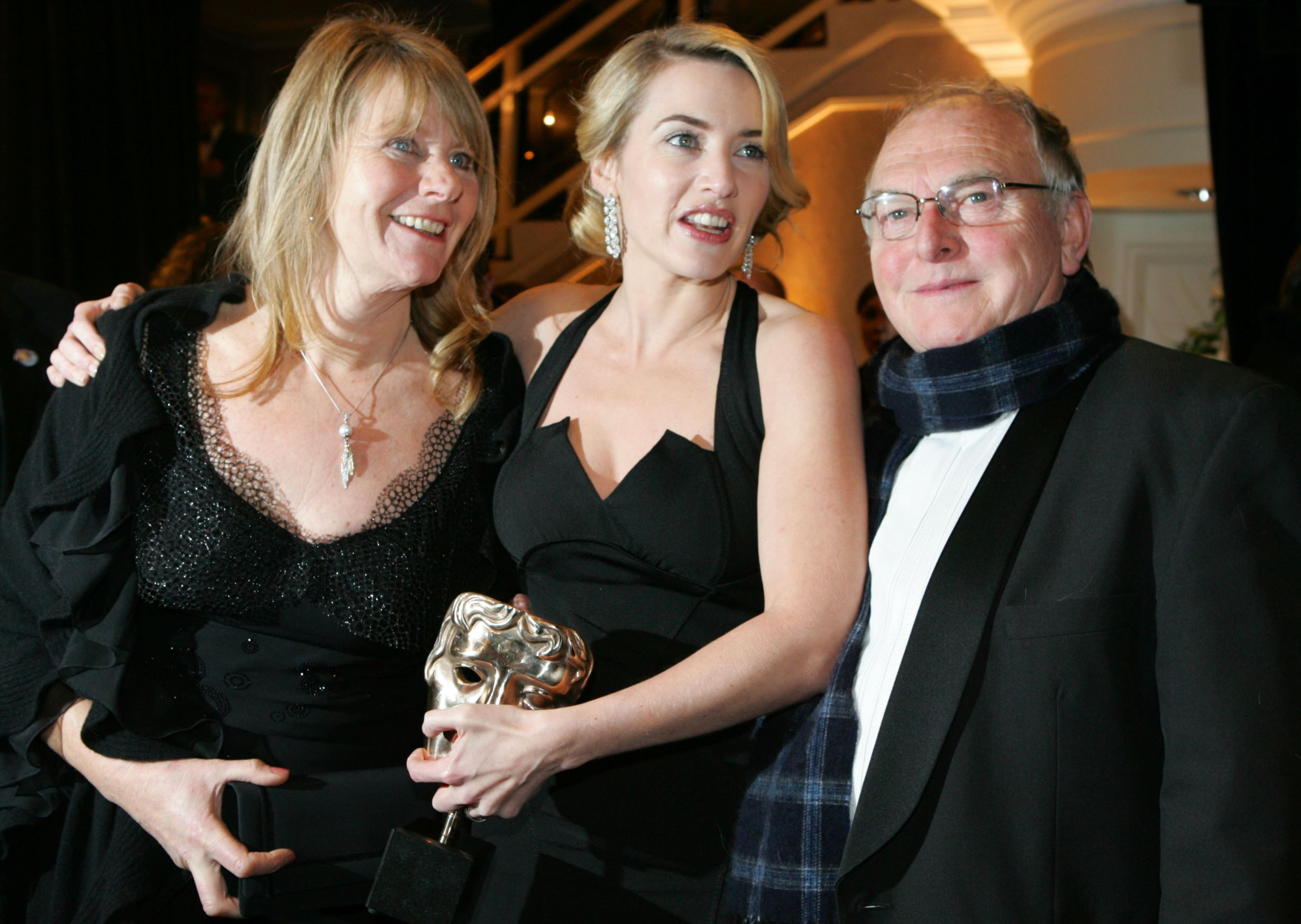 Image result for kate winslet and parents