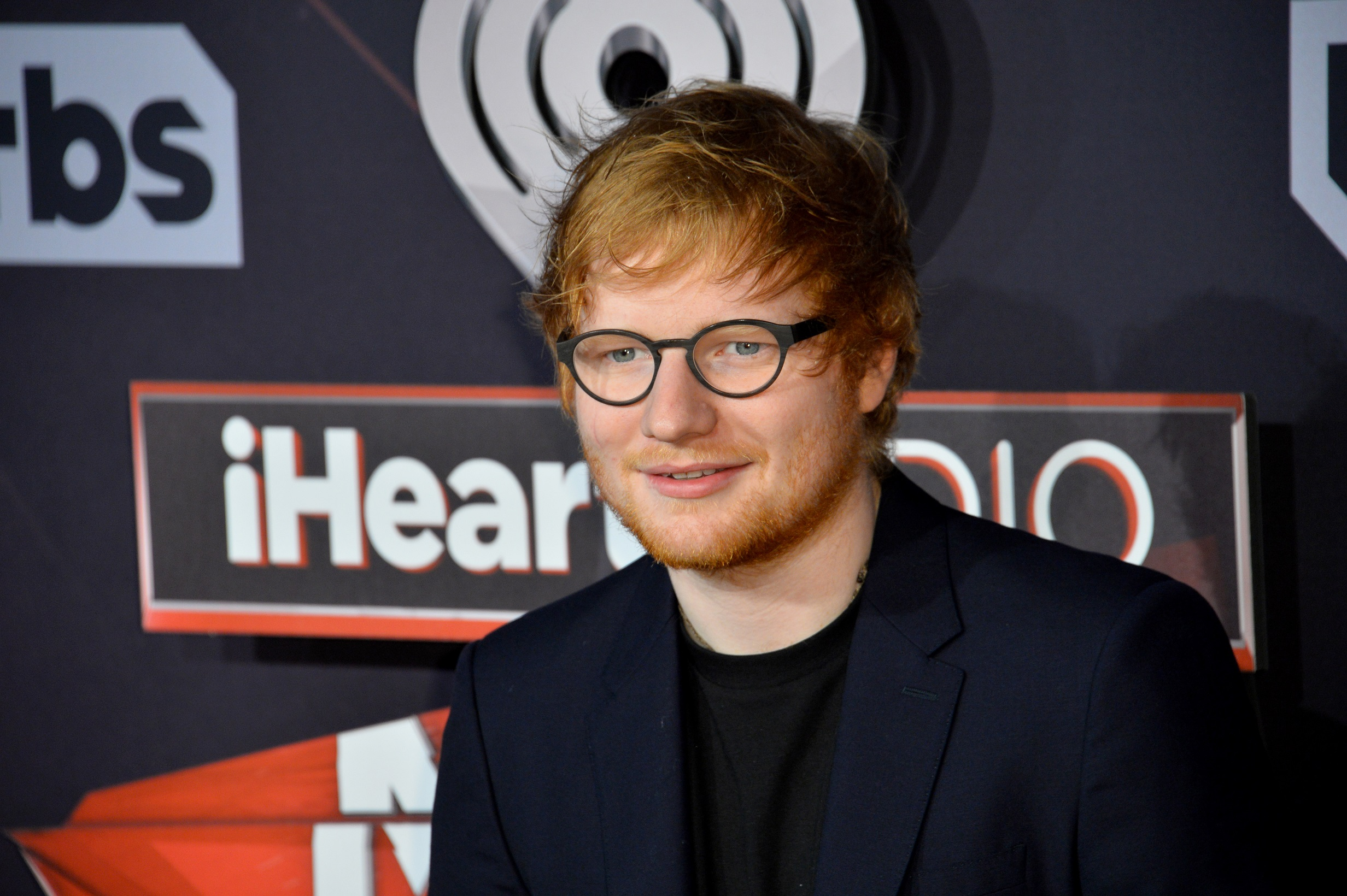 2017 iHeartRadio Music Awards, Los Angeles 05 Mar 2017 Ed Sheeran
