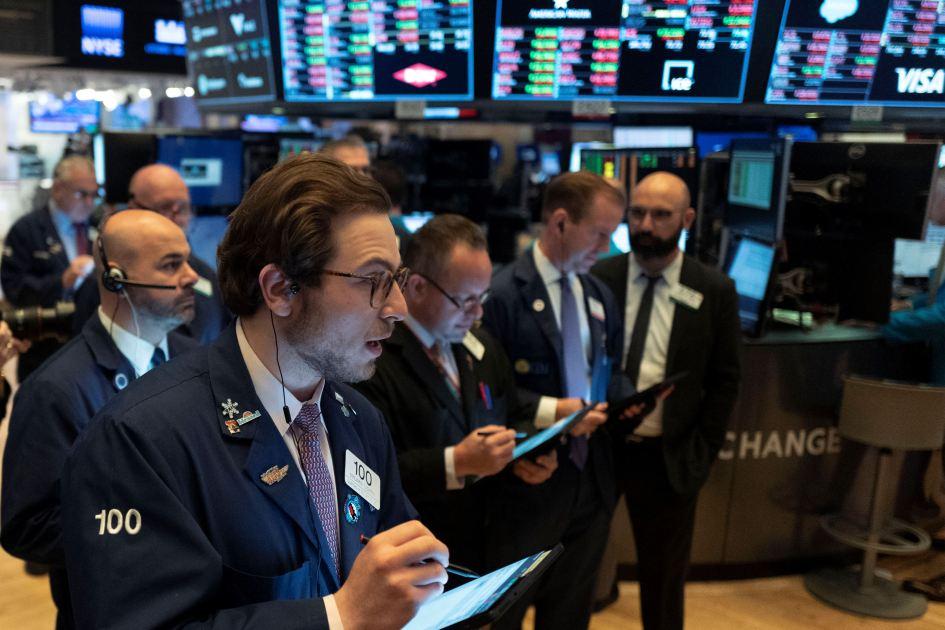 美債殖利率逼近1%關口 或在各類資產引發「骨牌效應」