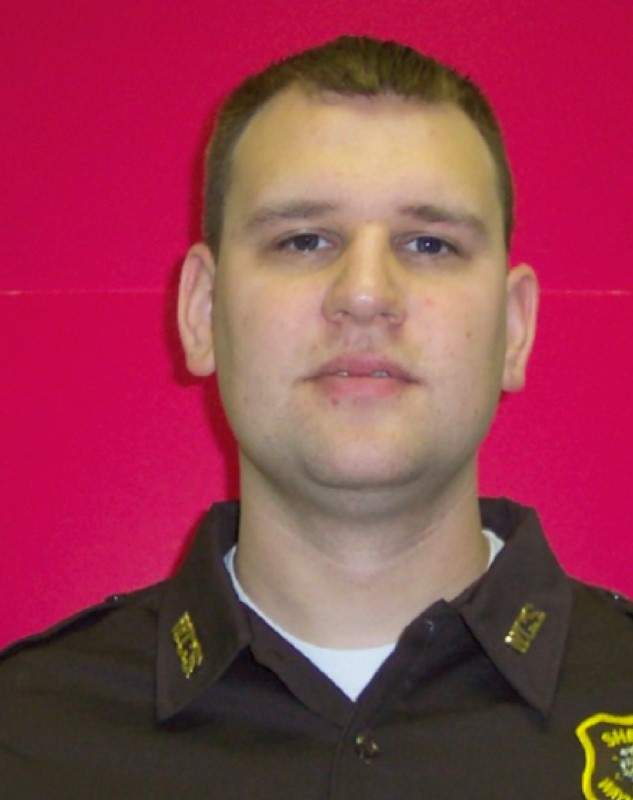 Michael Krol is pictured in this handout photo. Krol, a former employee of the Wayne County Sheriff's Office, is one of the officers killed in an attack in which five police officers were shot dead at a protest decrying police shootings of black men according to local media.