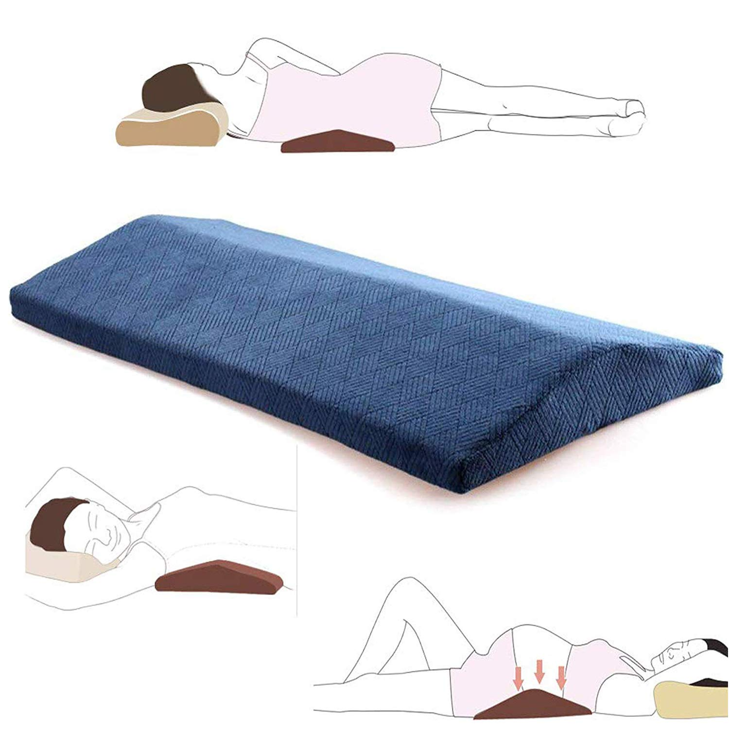 lower back pillow for bed online