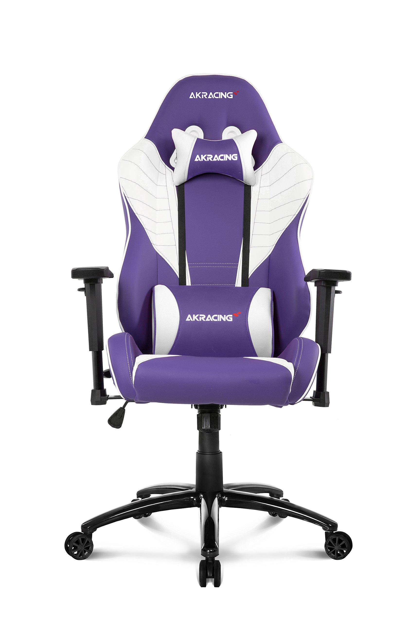 Lavender Gaming Chair : lavender, gaming, chair, GTRACING, Gaming, Chair, 400lb, Memory, Computer, Chair-Adjustable, Tilt,Upgrade, Mechanism,4D, Ergonomic, High-Back, Leather, Carbon, Fiber, Racing, Executive, Office, Chair,, Metal, Base(Black)